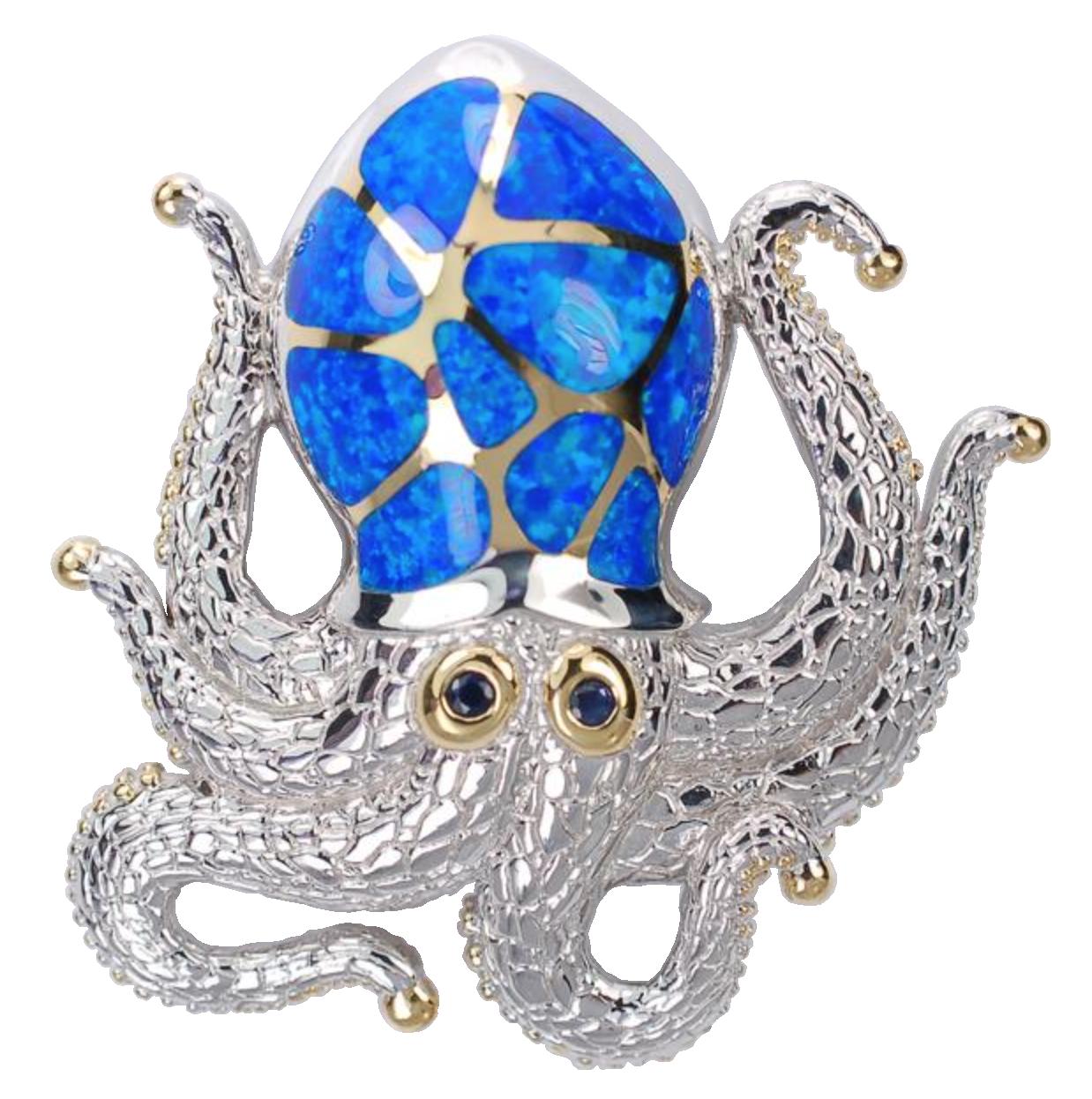 Dancing Octopus