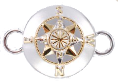 Compass Rose Topper